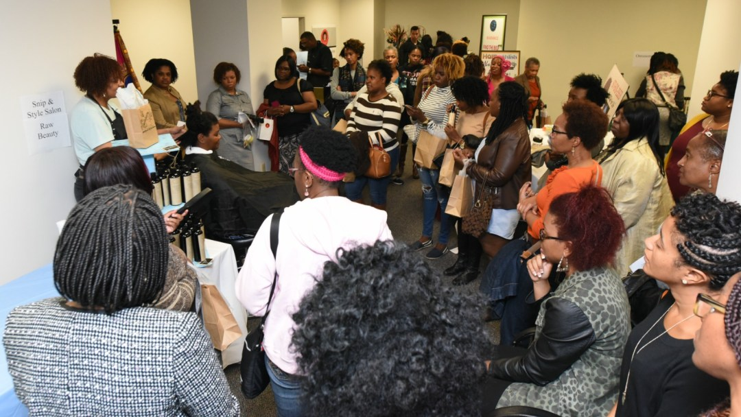 Natural Hair Expo in Hartford