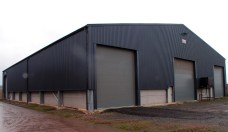 Grain Storage Building