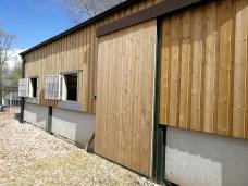 American Barn External