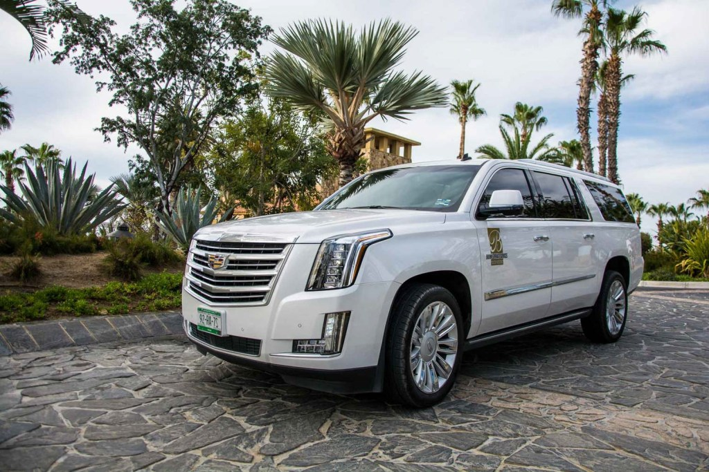 Luxury Transportation in Los Cabos