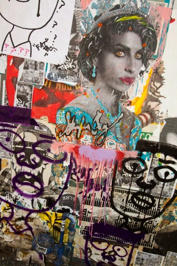Street Art, Los Angeles, California, United States of America