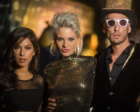 Opening Reception for Style Fashion Week at SkyBar at the Mondrian, West Hollywood, Los Angeles, California, USA