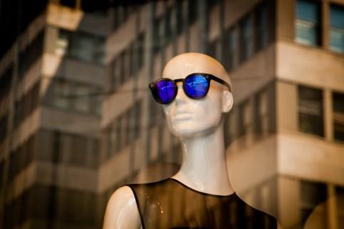 Manikins, Saks Fifth Avenue, Manhattan, New York City, New York, USA