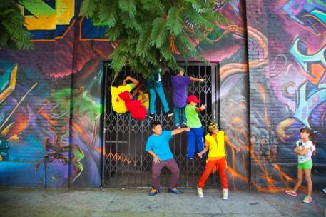 Arts District, LA