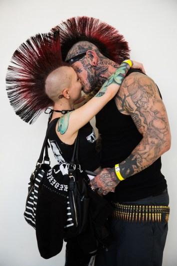 2017 Golden State Tattoo Expo, Pasadena Convention Center, Pasadena, California, USA