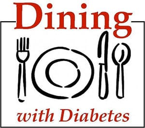 Image result for dining with diabetes