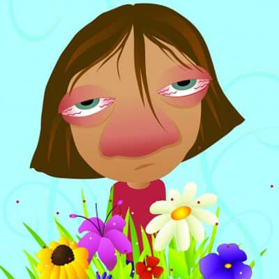 Natural Solution for Seasonal Allergies - Brown Thumb Mama