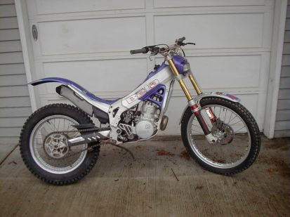1997 Beta Techno 250