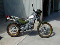 2001 Kawasaki Super Sherpa 250