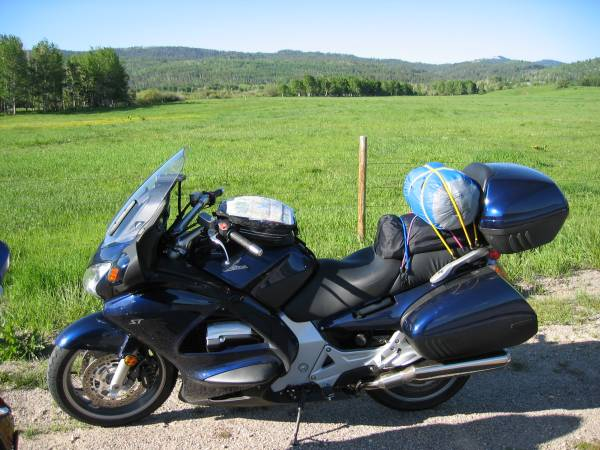 2004 Honda ST1300 Packed