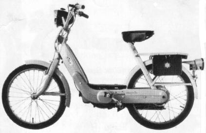 1976 Vespa Ciao Moped