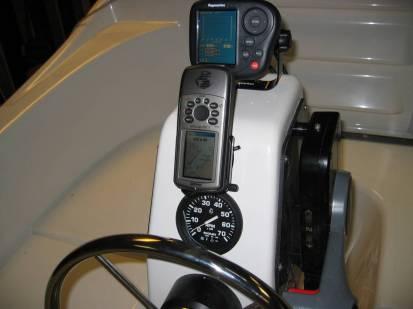 Garmin 76CS GPS/mini-chartplotter
