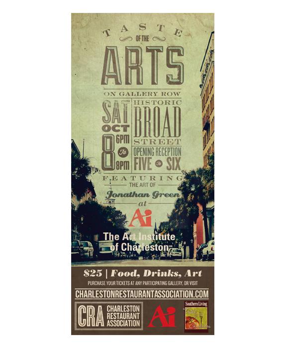 Arts Rack Card