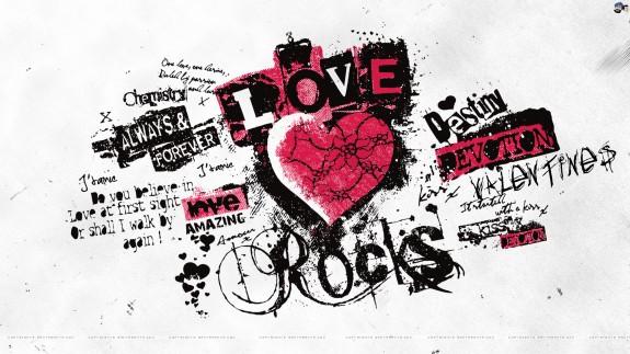 HQ Breathtaking Valentines Wallpaper