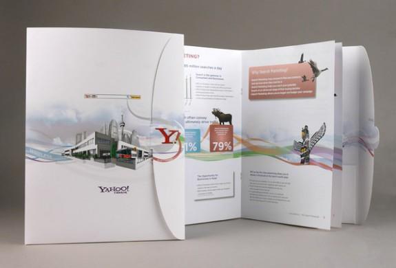 Corporate Brochure Designs