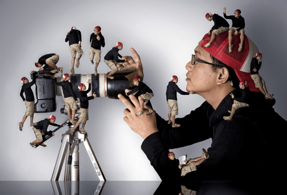 digital photography retouching
