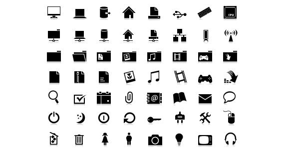 Ecqlipse Icons