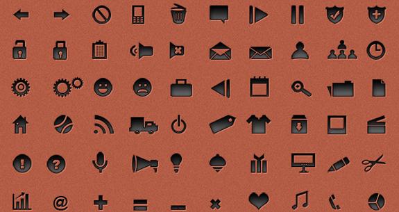 Mono Gradient Icons