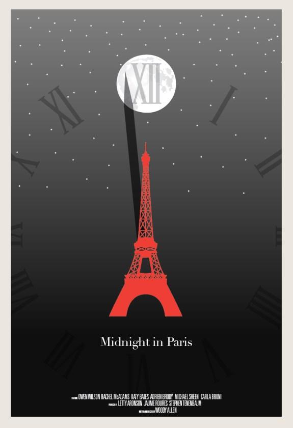 Minimalist Movies Posters