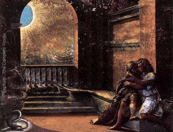 raphael sanzio paintings