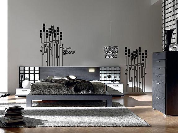 Dark Wall Art