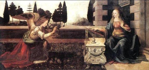 leonardo da vinci famous paintings