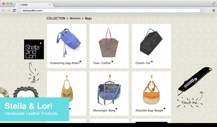 E-Commerce with Webydo