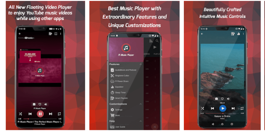Pi Music Player PC