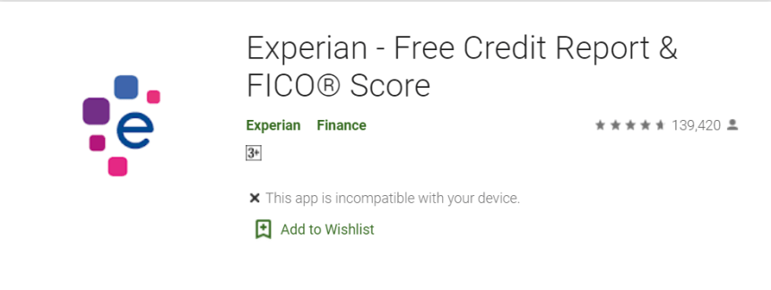 Experian for Mac