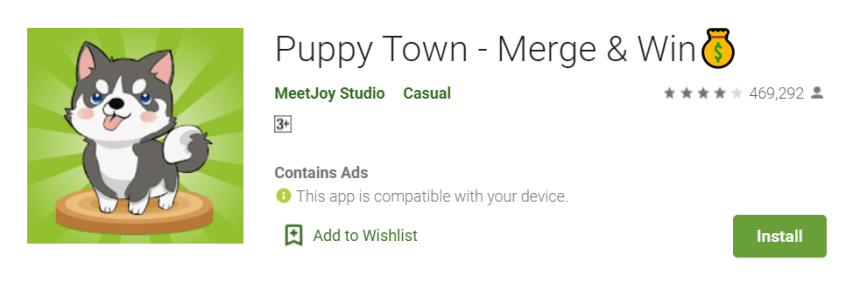 Puppy Town for Mac