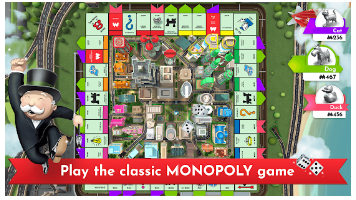 Monopoly on PC