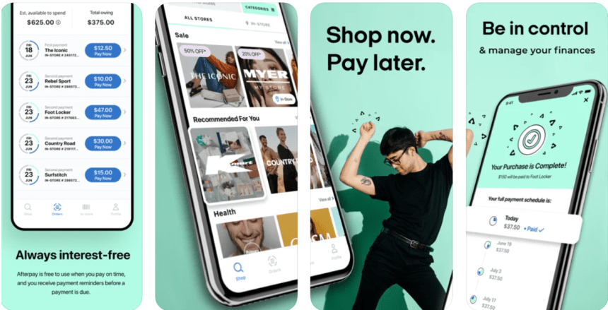 Afterpay app PC download