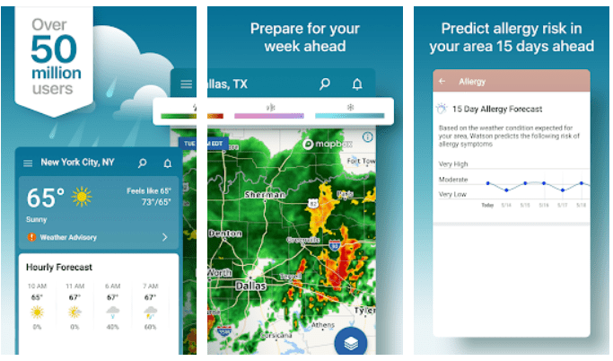 The Weather Channel on PC
