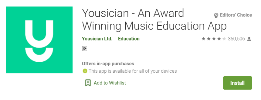 Yousician for Mac