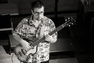 Hock Ernő (basszusgitár)