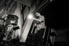 Sárvári Kovács Zsolt (dob) ★ Hock Ernő (basszusgitár)