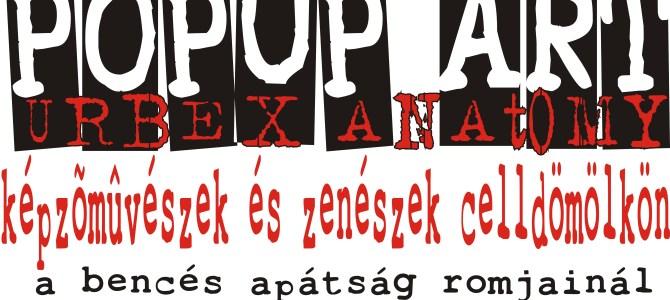  PopUp Art – Urbex Anatomy