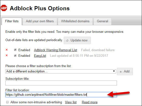 adblock-plus-add-filters-list