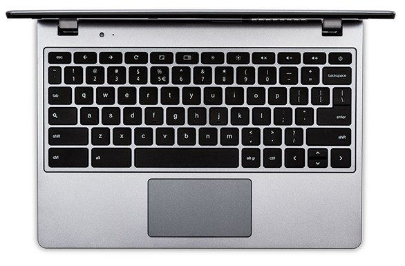 Delete Key on Chromebook Keyboard?