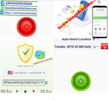 complete lists of working mtn free browsing cheat