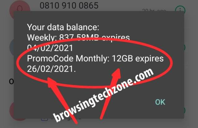 how to get free 2gb data on mtn