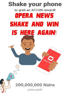 opera shake and win