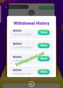 How to make 2000 naira daily online