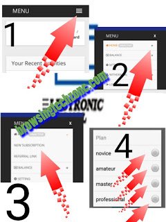 How to activate your account on electronics4all