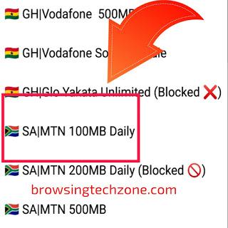 South Africa Free free browsing via 24Clan VPN