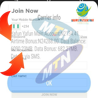 How To Activate The Latest MTN Unlimited Free Data And Airtime Cheat