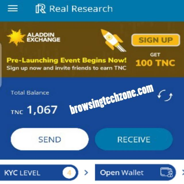 how to get free TNC coin