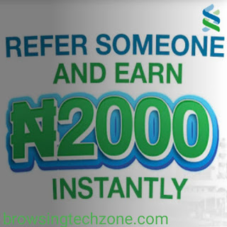 how to earn N2000 per referral via standard chartered bank referral program