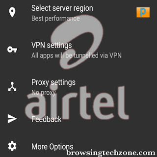 Airtel unlimited free browsing cheat
