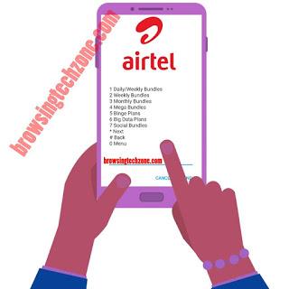 Airtel Cheap data plans